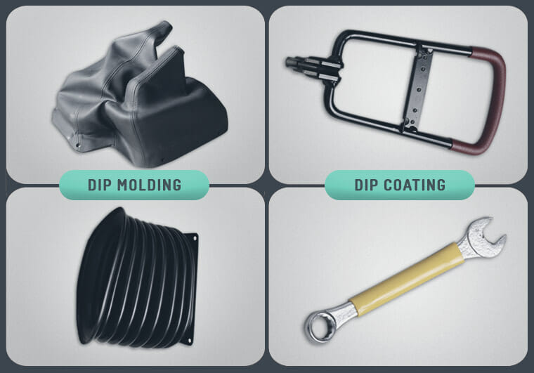 Dip Molding and Dip Coating