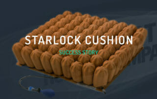 Starlock Cushion